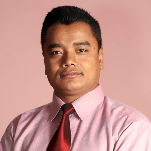 Mr. Dinesh Shrestha