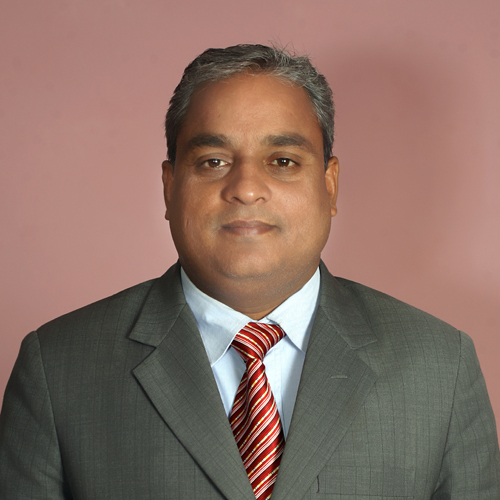 Mr. Shiv Chandra Jha